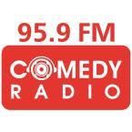 Comedy Radio 95.9 FM Russia, Sverdlovsk Oblast