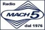 Radio Mach 5 93.9 FM Italy, Lombardy