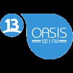 Oasis FM 102.1 FM Chile, Santiago de los Caballeros
