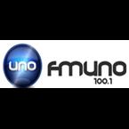 FM Uno 100.1 FM Argentina, Mendoza