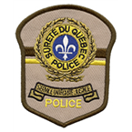 Quebec Police Regionial MRC Lotbiniere Canada