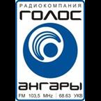 Радио Голос Ангары 68.63 FM Russia, Bratsk