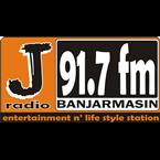 J Radio Banjarmsin 91.7 FM Indonesia, Banjarmasin