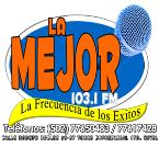 Radio La Mejor FM 103.1 FM Guatemala, Quetzaltenango
