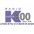 Radio Super K800 800 AM Ecuador, Quito