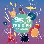 PRO2FM Semarang 95.3 FM Indonesia, Semarang
