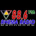 88.6 Rhema FM 88.6 FM Indonesia, Semarang