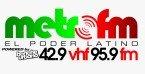METRO FM 42.9 VHF USA, New York