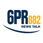 6PR 882 AM Australia, Perth