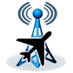 DFW Air Traffic East USA