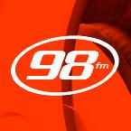 Rádio 98 FM (Curitiba) 98.9 FM Brazil, Curitiba