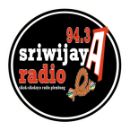 Sriwijaya Radio 94.3 FM Indonesia, Palembang