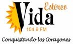 ESTEREO VIDA 104.9 FM 105.1 FM Panama, Panama City
