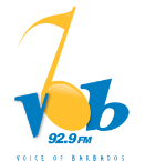Voice of Barbados 92.9 FM Barbados, Bridgetown
