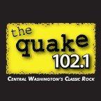 The Quake 102.1 102.1 FM United States of America, Wenatchee