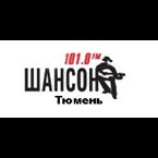 Шансон 101.0 FM Russia, Tyumen