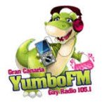 YumboFM.com 105.1 FM Spain, Canary Islands