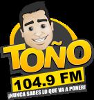 Toño 104.9 104.9 FM Mexico, Tijuana