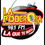 La-Poderosa 98.1 98.1 FM Mexico, Salina Cruz