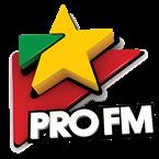 Pro FM 102.8 FM Romania, Bucharest-Ilfov