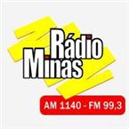 Rádio Minas AM 1140 AM Brazil, Divinópolis