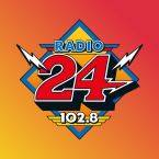 Radio 24 102.8 FM Switzerland, Zürich