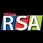 RSA1069 106.9 FM El Salvador, San Salvador
