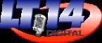 LT14 Radio Nacional General Urquiza 1260 AM Argentina, Santa Fe Do Sul