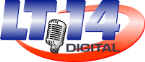LT14 Radio Nacional General Urquiza 1260 AM Argentina, Santa Fe