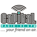 Capital Radio 93.6 93.6 FM Maldives, Malé