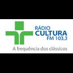 Rádio Cultura FM 103.3 FM Brazil, São Paulo