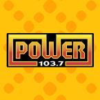 POWER 103.7 FM 103.7 FM Dominican Republic, Santo Domingo de los Colorados