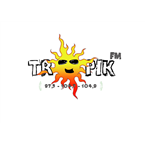 Tropik FM 97.5 FM Saint Barthélemy, Colombier
