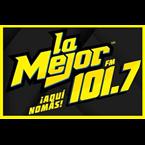 La Mejor FM Oaxaca 101.7 FM Mexico, Oaxaca de Juárez