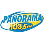 Rádio Panorama FM 103.5 FM Brazil, Goiânia