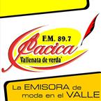 Cacica Stereo 89.7 FM Colombia, San Juan del Cesar