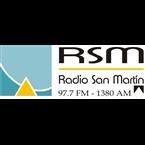 Radio San Martín 97.7 FM Peru, Arequipa