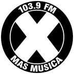 La X Más Música 103.9 FM Colombia, Bogota