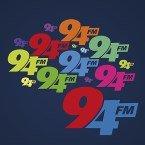 Rádio 94 FM 94.5 FM Brazil, Bauru