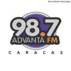Advanta Fm 100.7 FM Venezuela, Caracas