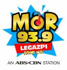 MOR 93.9 Legazpi 93.9 FM Philippines, Legazpi