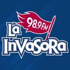 La Invasora 98.9 FM 98.9 FM Mexico, Aguascalientes City