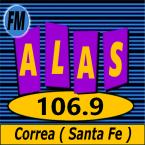 FM Alas - Correa (SF) 106.9 FM Argentina, Rosario