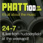 Phatt 100 FM 100.0 FM United Kingdom, Huddersfield