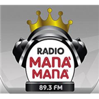 Radio Manà Manà 89.3 FM Italy, Lazio