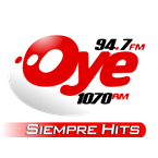 Oye 94.7 FM Mexico, Tuxtla Gutiérrez